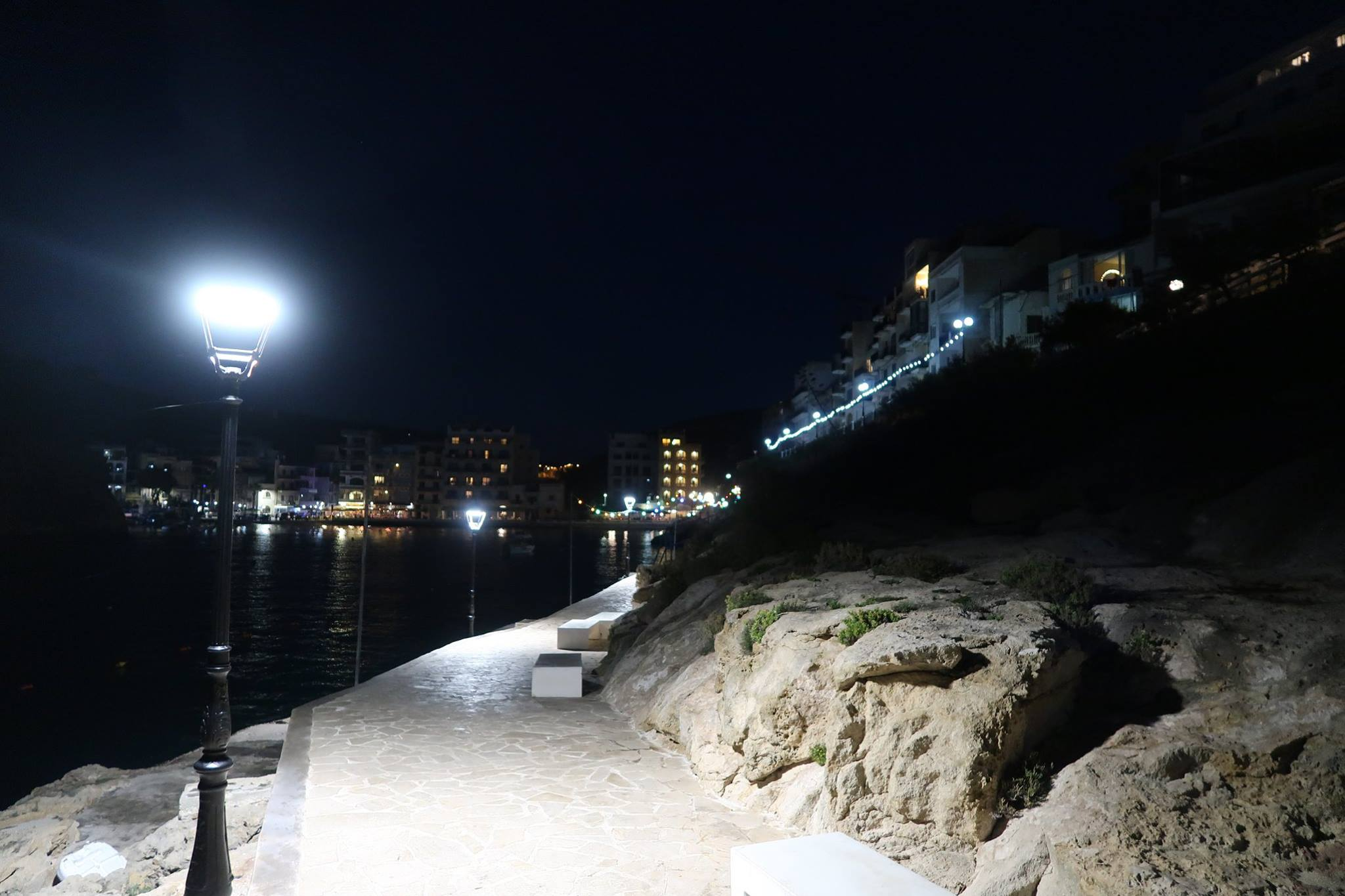 Scopolis lights Malta