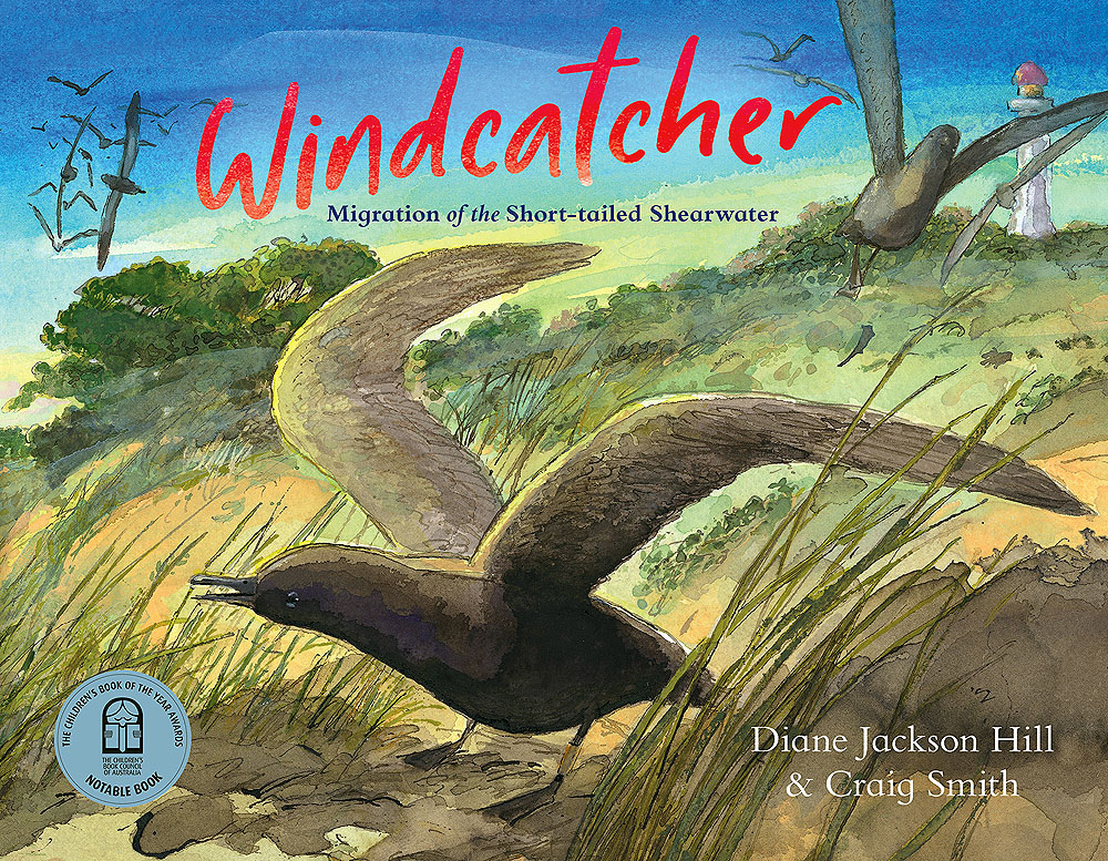 Windcatcher front cover