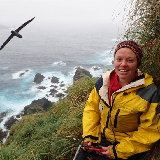 """Winter by the Sea – Australia's Sub Antarctic Wildlife"" – a lecture by Melanie Wells"