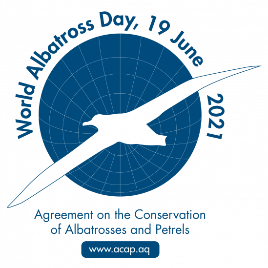 "ACAP's theme for this year's World Albatross Day on 19 June is ""Ensuring Albatross-friendly Fisheries"""
